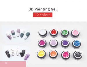 Esmaltes en Colores