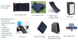 Celdas Solares Diversas