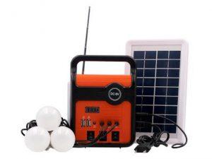 Kit de Generador Solar