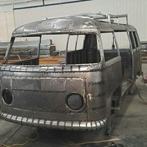 Fabricación de Camión de Comida