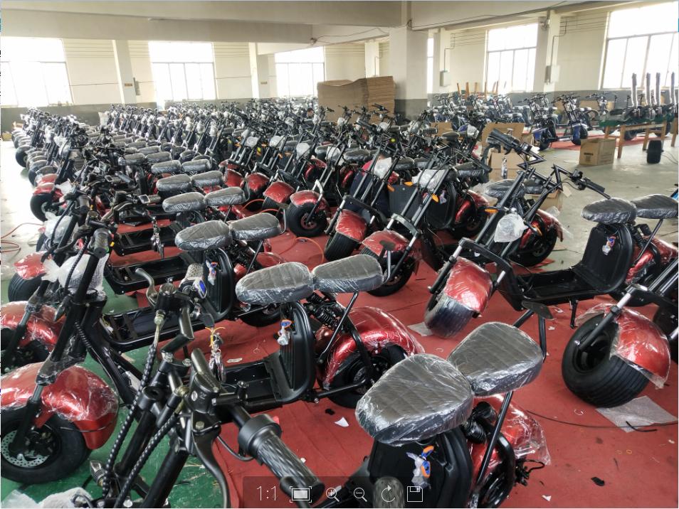 Fábrica de Motocicletas Eléctricas