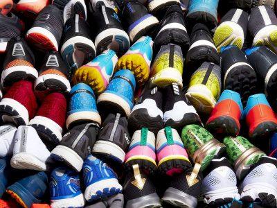 Wenzhou: El área de producción de calzado en China