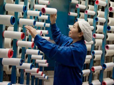 Producción textil en China: Cuál es la mayor área.